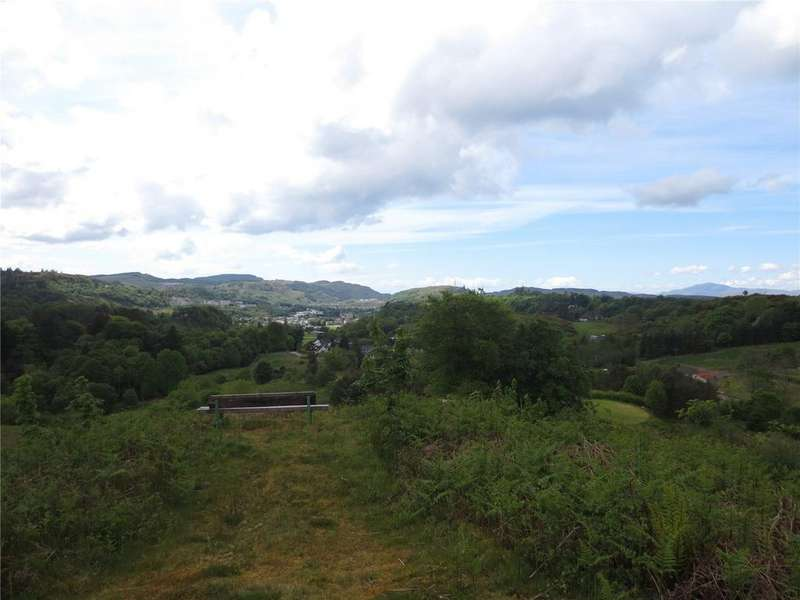 Land Commercial for sale in Highfield Croft, Glencruitten, Achavaich, Oban, PA34