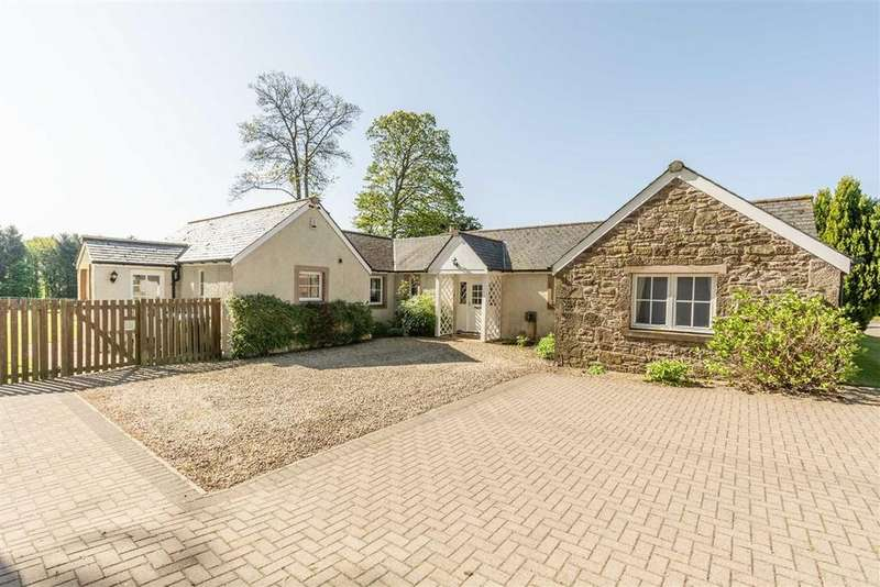 5 Bedrooms Detached House for sale in Arthurstone Gardens, Meigle