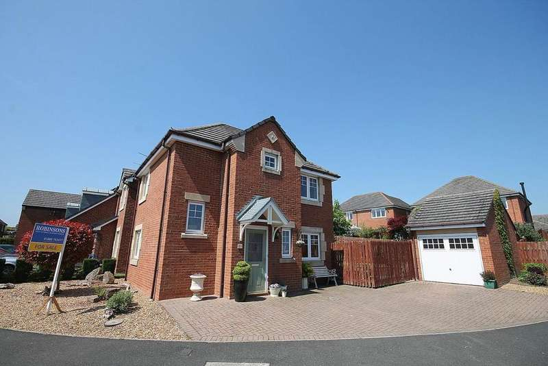 3 Bedrooms Detached House for sale in Snowball Close, Crook