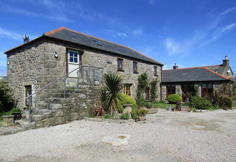 5 Bedrooms Barn Conversion Character Property for sale in Superb Barn Conversions at Truthwall, St. Just TR19