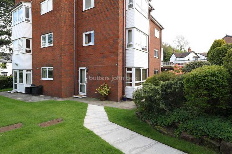 2 Bedrooms Flat for sale in Priesty Court, Congleton