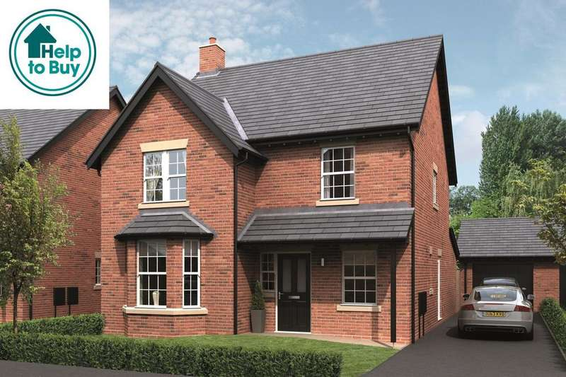 4 Bedrooms Detached House for sale in Plot 6 Farmers Court, Rushgreen Road, Lymm