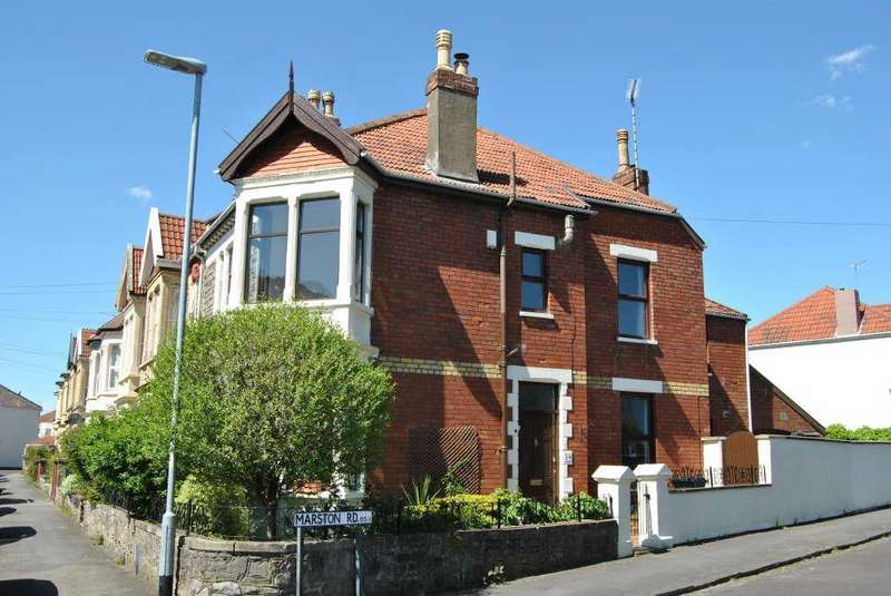 4 Bedrooms End Of Terrace House for sale in Harrowdene Road, Knowle, Bristol