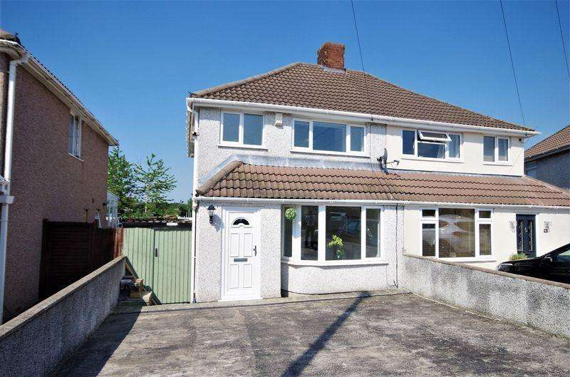 3 Bedrooms Semi Detached House for sale in Pretoria Road, Patchway, Bristol