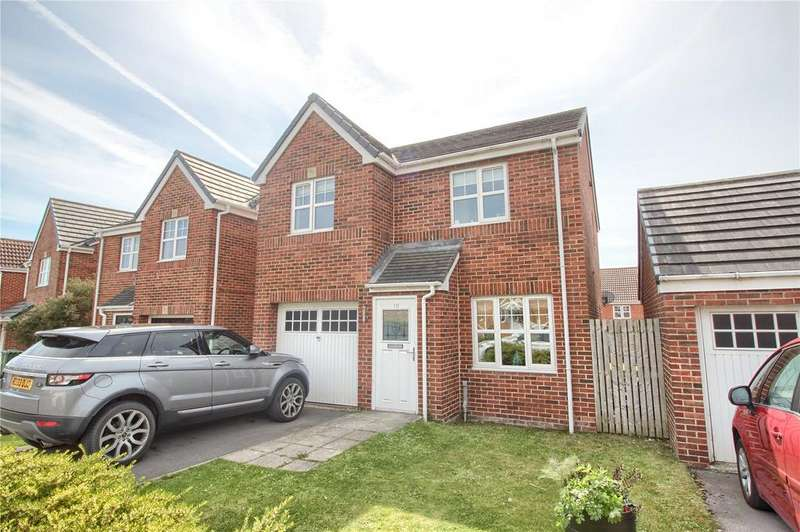 3 Bedrooms Detached House for sale in George Stephenson Boulevard, Hardwick