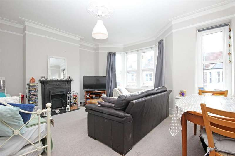 2 Bedrooms Maisonette Flat for sale in Brynland Avenue, Bishopston, Bristol, BS7