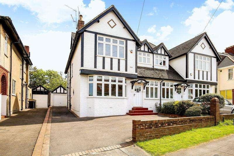 5 Bedrooms Semi Detached House for sale in Kewstoke Road, Bristol