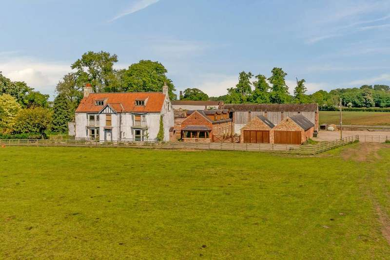 4 Bedrooms Farm Commercial for sale in The Shires Farm, York Road, Easingwold, York, YO61