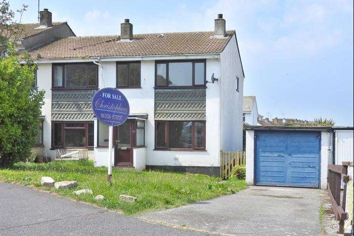 3 Bedrooms Town House for sale in 80 Wheal Rose, Porthleven, TR13