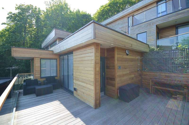 1 Bedroom Detached House for sale in The Cedars, Rocky Lane