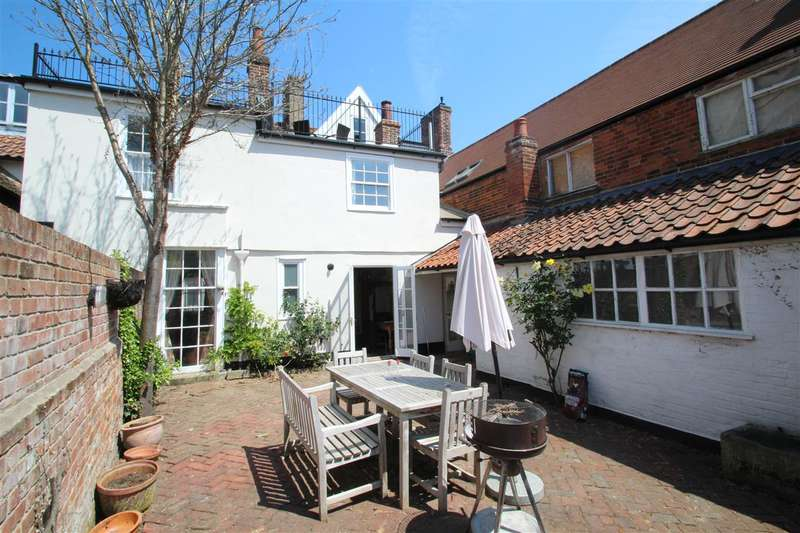 4 Bedrooms House for sale in Church Street, Woodbridge