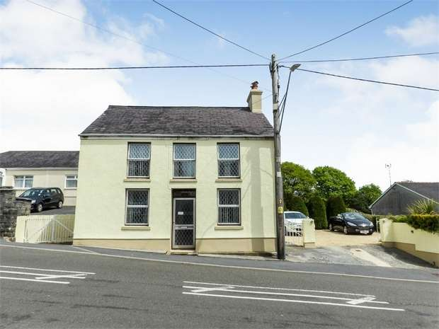 3 Bedrooms Detached House for sale in Cwmgarw Road, Upper Brynamman, Ammanford, Carmarthenshire