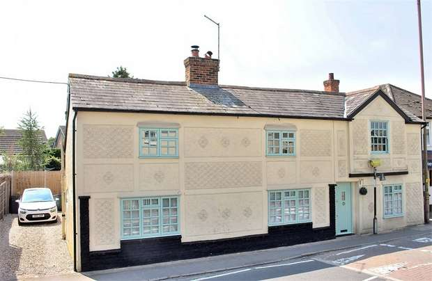 4 Bedrooms Detached House for sale in Rayne, Braintree, Essex