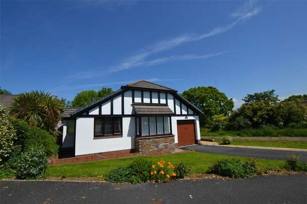 3 Bedrooms Detached Bungalow for sale in Fremington, BARNSTAPLE, Devon