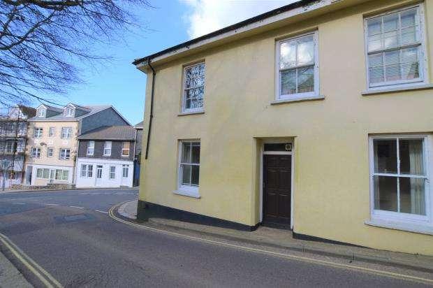 1 Bedroom Flat for sale in The Old Railway Inn, Wesley Street, Redruth, Cornwall
