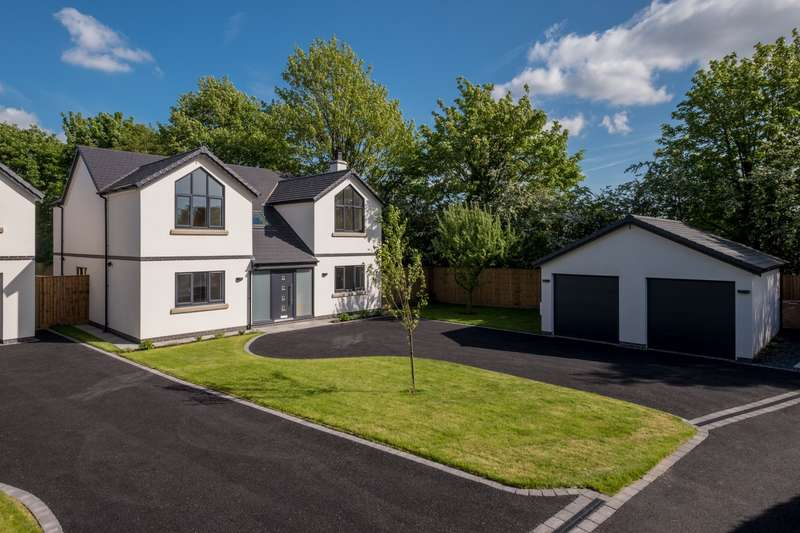 4 Bedrooms House for sale in 4 bedroom House New Build in Hartford