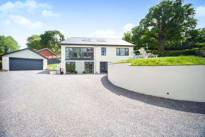 5 Bedrooms Detached House for sale in Newton Poppleford, Sidmouth, Devon