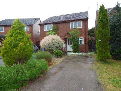 2 Bedrooms Semi Detached House for sale in Ryedale Gardens, Littleover, Derby, Derbyshire