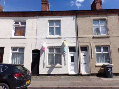 3 Bedrooms Terraced House for sale in Ullswater Street, Leicester
