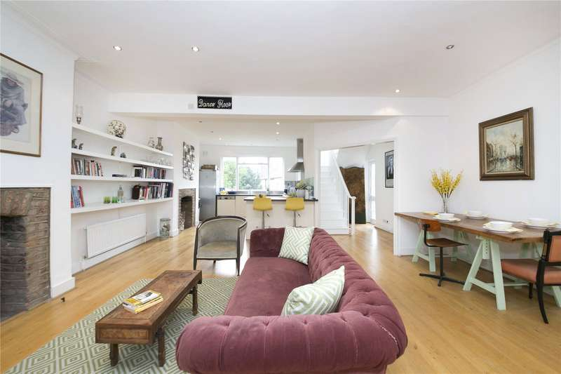 2 Bedrooms Flat for sale in Downs Park Road, Hackney, E8