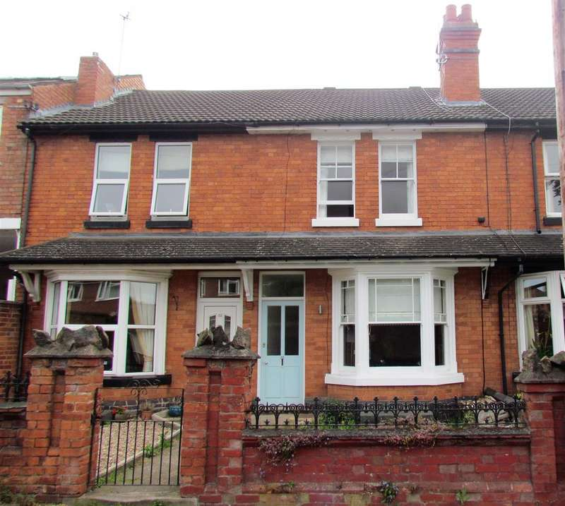 3 Bedrooms Terraced House for sale in Sunnyside Road, Worcester