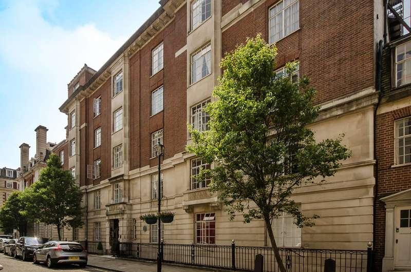 Studio Flat for sale in Hallam Street, Marylebone, W1W