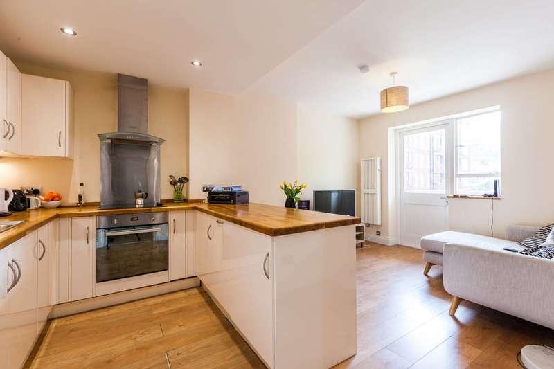 1 Bedroom Flat for sale in Adelina Grove, Whitechapel, E1