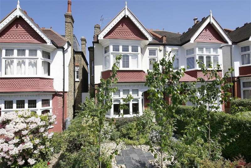 4 Bedrooms Semi Detached House for sale in Dovercourt Road, London