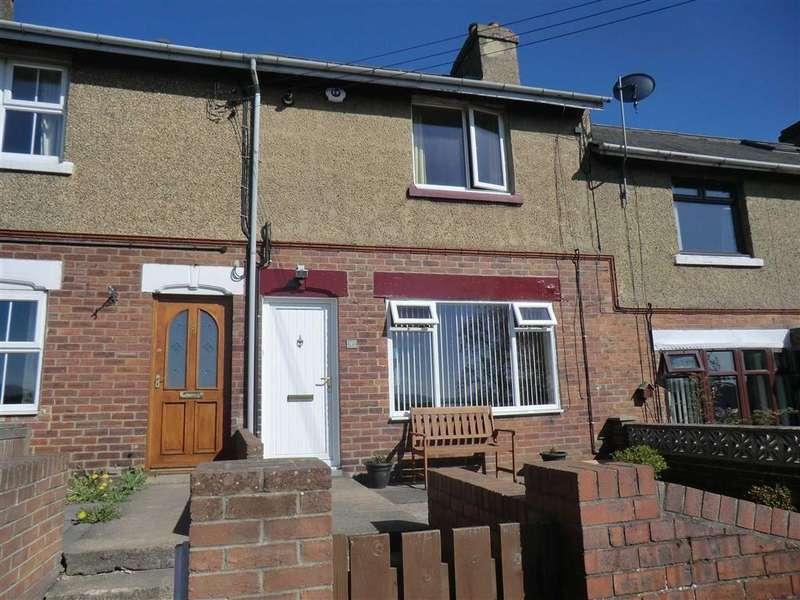 2 Bedrooms Terraced House for sale in 7, Eden Terrace, Kirk Merrington