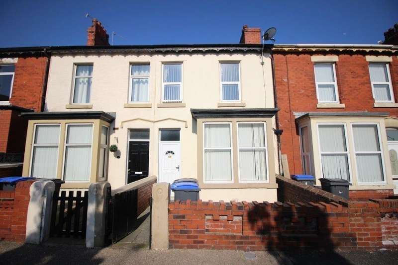 3 Bedrooms Terraced House for sale in Durham Road, Blackpool