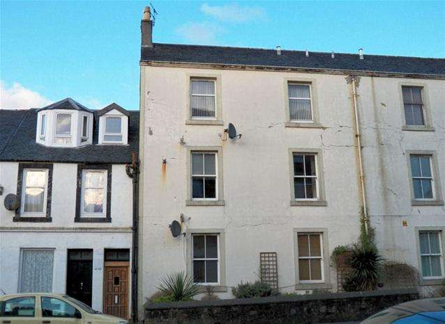 2 Bedrooms Flat for sale in 45F High Street, Campbeltown, PA28 6EA
