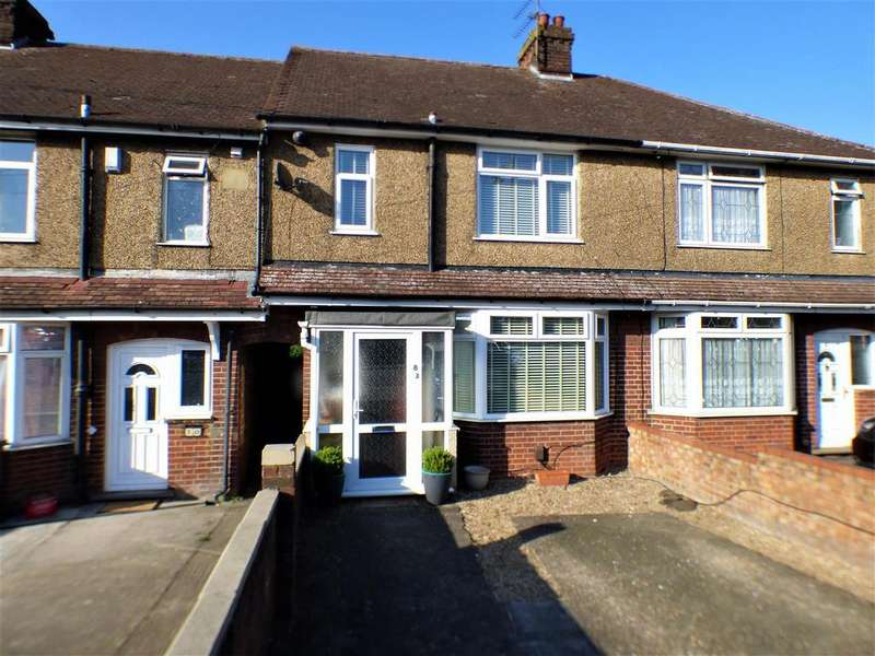 3 Bedrooms Terraced House for sale in Poynters Road, Luton