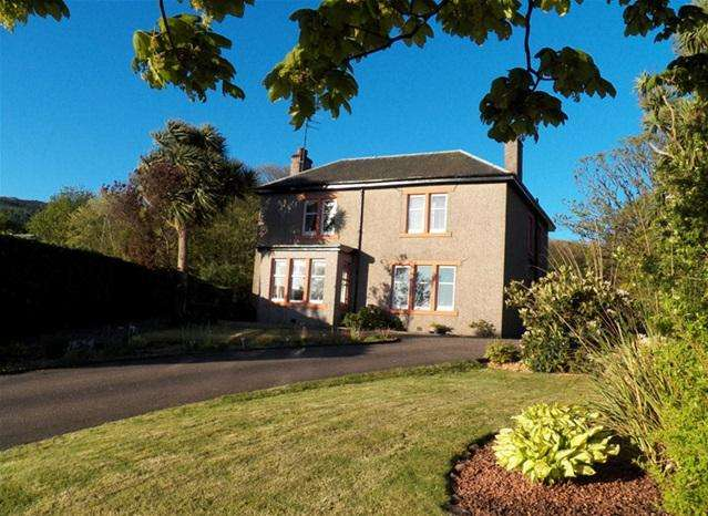 4 Bedrooms Villa House for sale in Woodside, Kilkerran Road, Campbeltown, PA28 6JL