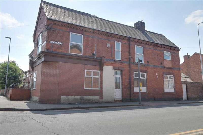7 Bedrooms End Of Terrace House for sale in Badger Avenue, Crewe