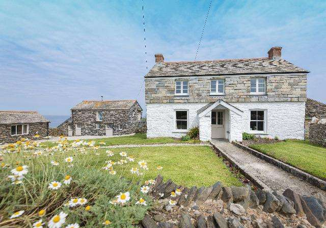 8 Bedrooms House for sale in Hillsborough Farm, St Juliot, Boscastle