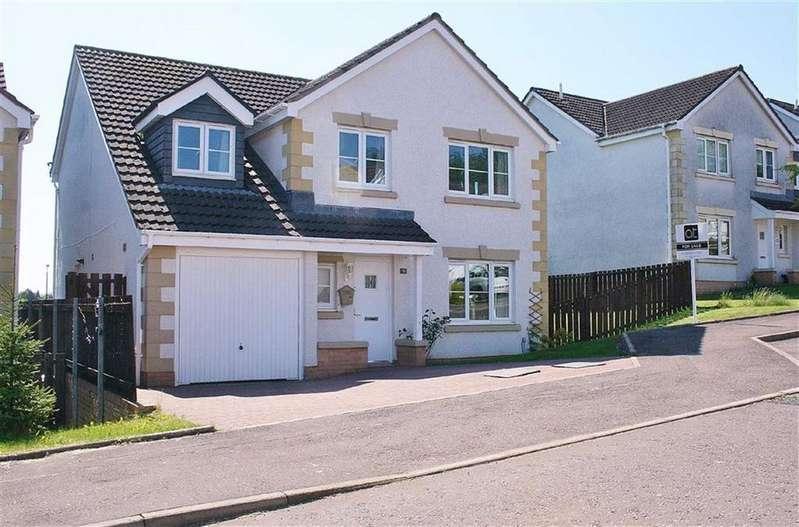 5 Bedrooms Detached House for sale in Singers Place, Bonnybridge, Stirlingshire