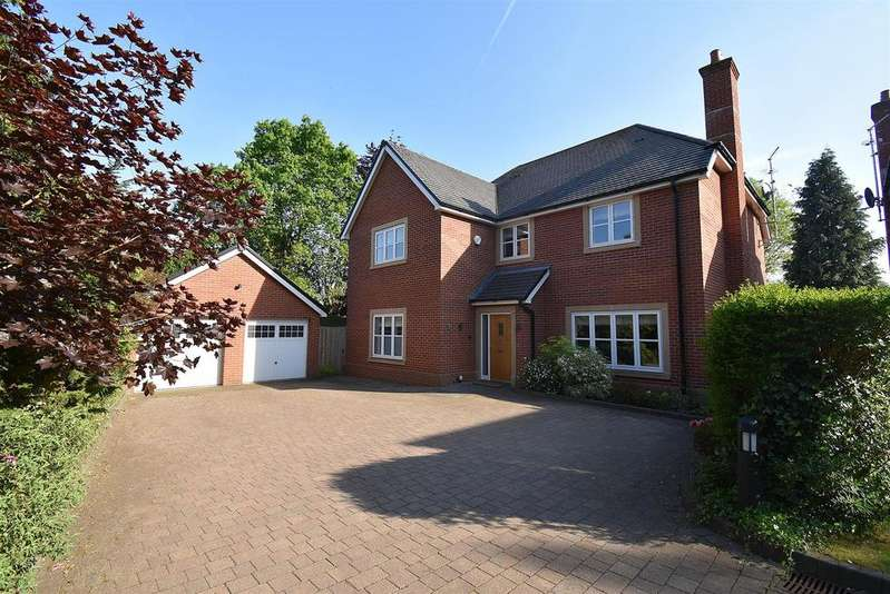 5 Bedrooms Detached House for sale in The Laurels, Pikemere Road, Alsager