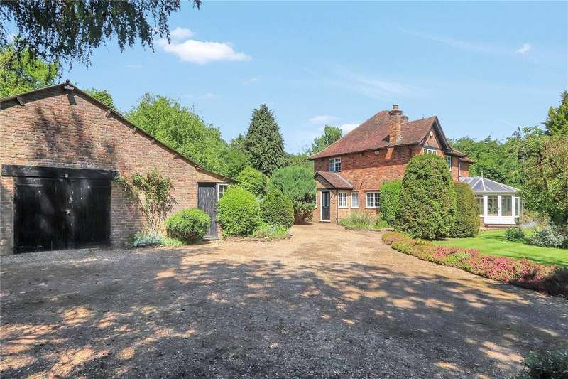 4 Bedrooms House for sale in Tenements Farm Lane, Tower Hill, Chipperfield, Hertfordshire, WD4