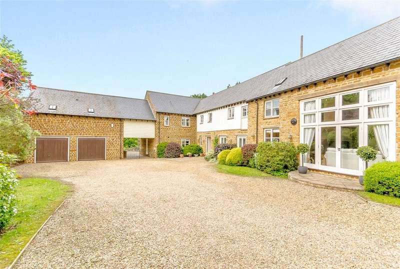 6 Bedrooms Detached House for sale in Main Street, Loddington, Kettering, Northamptonshire, NN14