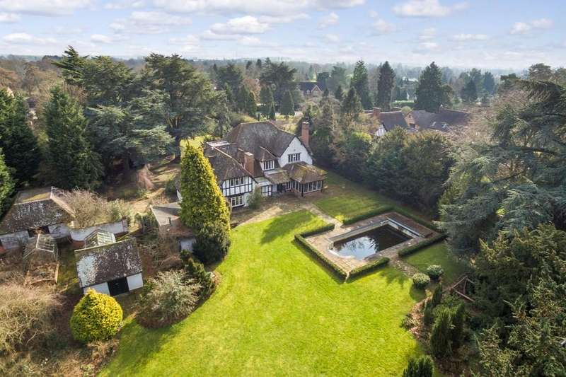 4 Bedrooms Detached House for sale in Tiddington Road, Stratford-Upon-Avon