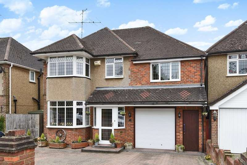 5 Bedrooms Detached House for sale in Stratton Gardens, Luton, LU2