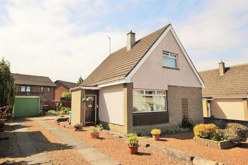 3 Bedrooms Detached House for sale in Airbles Crescent, Motherwell
