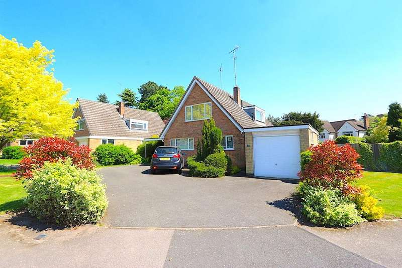 3 Bedrooms Property for sale in Hewitt Drive, Kirby Muxloe