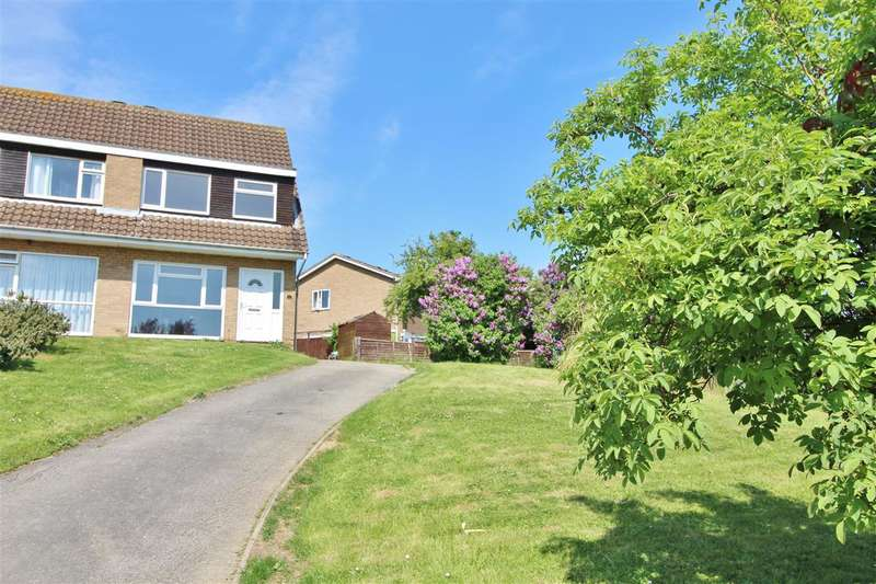 3 Bedrooms Semi Detached House for sale in Barrowby Gate, Grantham