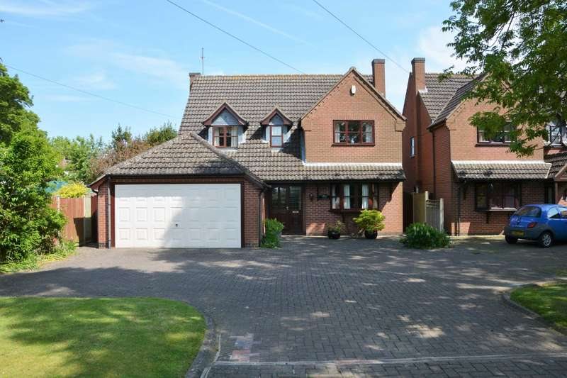 4 Bedrooms Detached House for sale in South Kilworth Road, North Kilworth