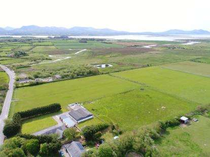 4 Bedrooms Bungalow for sale in Dwyran, Anglesey, Sir Ynys Mon, LL61