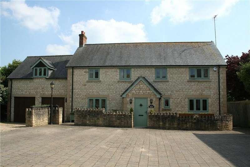 5 Bedrooms Detached House for sale in Angel Court, Station Road, Milborne Port, Dorset, DT9