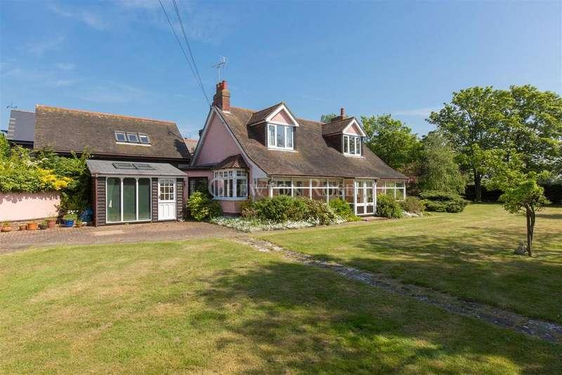 5 Bedrooms Detached House for sale in West Mersea