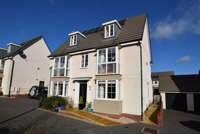 5 Bedrooms House for sale in Newcourt Way, Exeter, EX2