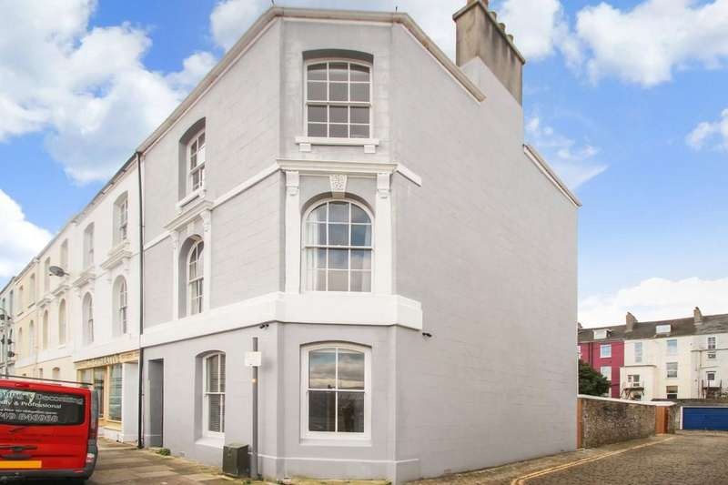 5 Bedrooms End Of Terrace House for sale in Stonehouse, Plymouth